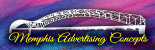 MEMPHIS ADVERTISING CONCEPTS